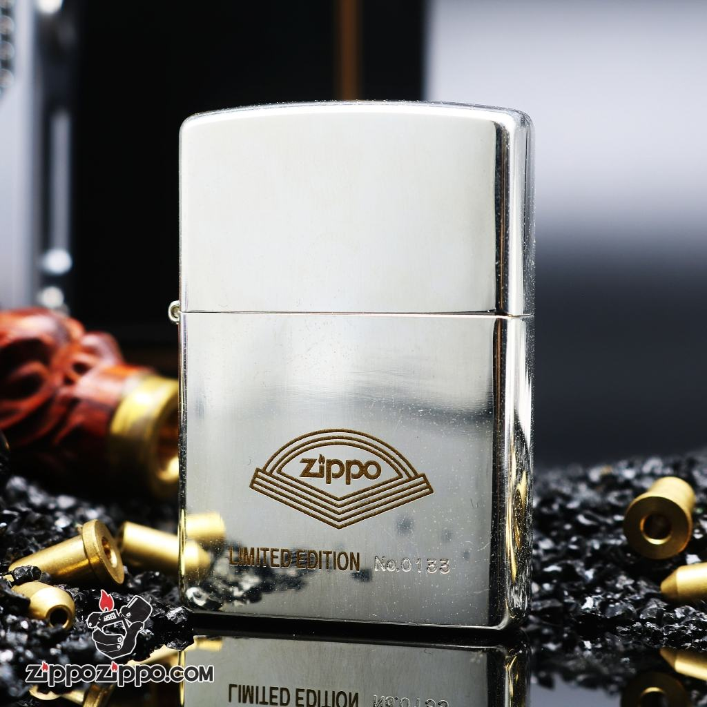 SET Đồng Hồ + zippo LIMITED EDITION - 2000