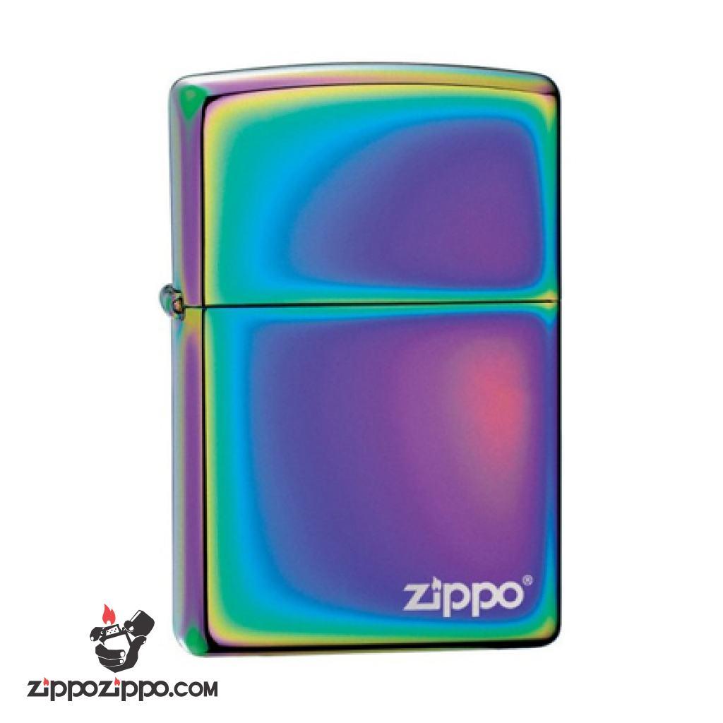 Zippo 7 mầu có logo