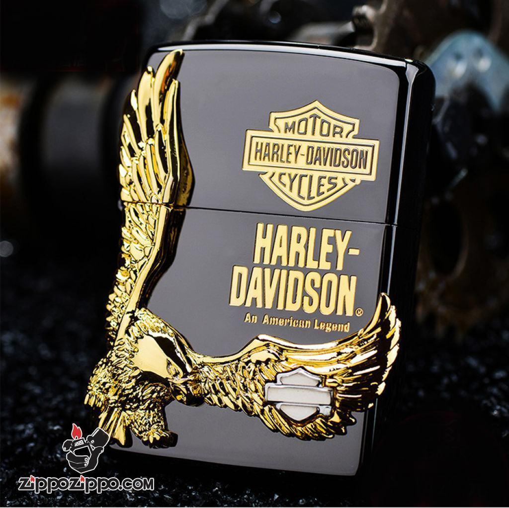 Bật lửa Zippo phiên bản chim ưng 1000 Harley Davidson