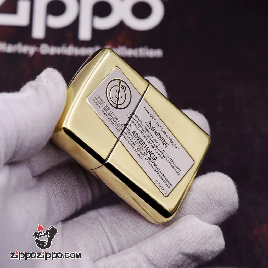 Bật lửa Zippo Chính Hãng Khắc Mô hình Zippo Sang Trọng Bản Amor