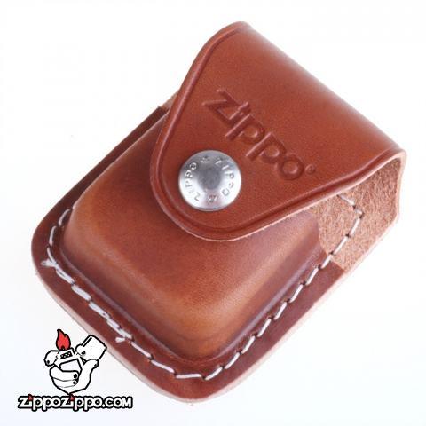 Bao da đựng Zippo chính hãng