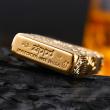 Bật lửa zippo 29653 - Zippo 2018 Collectible of the Year Gold Plated Armor – COTY 2018 - Mạ Vàng Phiên bản 2018