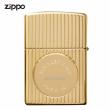 Zippo 49631 – Zippo Phiên Bản Kỷ Niệm Ông Tổ Zippo Mạ Vàng 18K