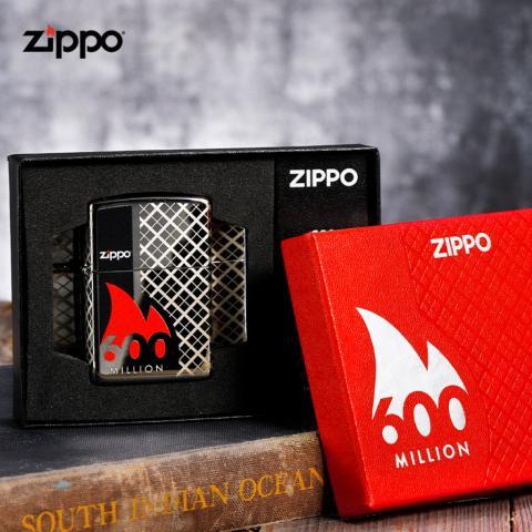 Zippo Kỷ Niêm Chiếc Thứ 600 Triệu Bộ Sưu Tập